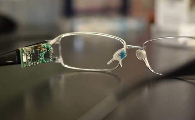 Óculos mede glicose