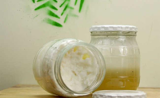 Pasta mousse de bicarbonato - como fazer
