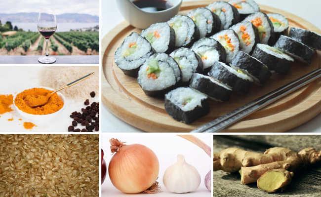Seis alimentos que colaboram para uma vida mais longa e saudável