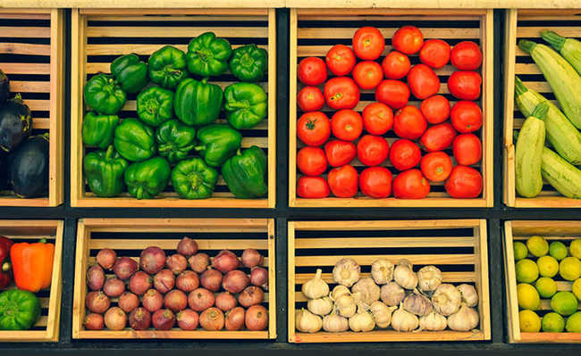 Conservar frutas e outros alimentos