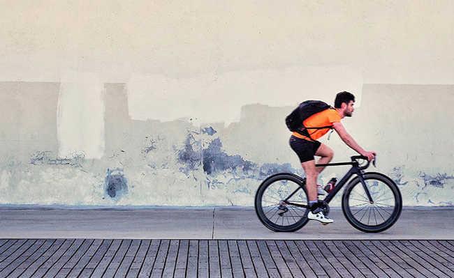 """""""Desaposente"""" sua bicicleta"""