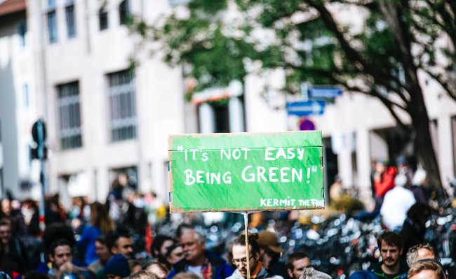 ativista ambiental