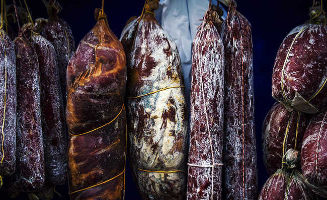Carne processada