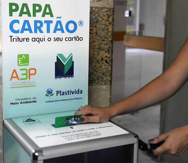 Papa cartão