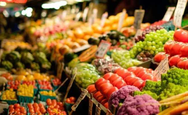 23% dos alimentos analisados estão contaminados