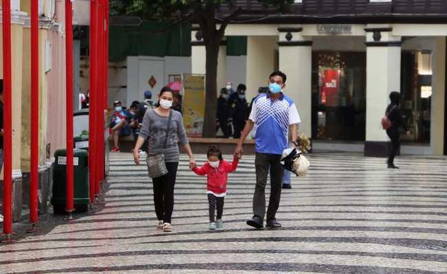 Coronavírus em Macau