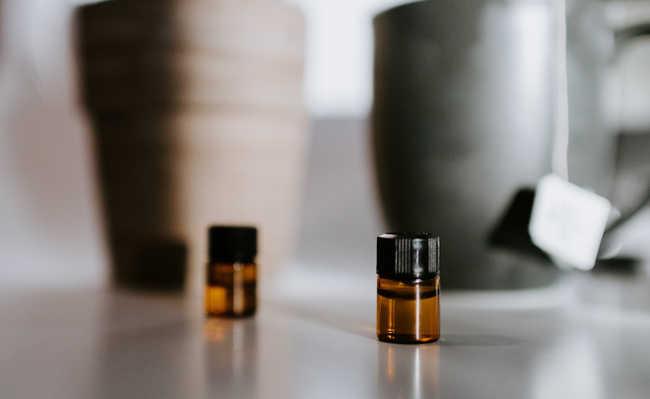 óleo essencial de gerânio