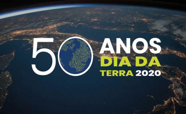 50 anos Dia da terra 2020