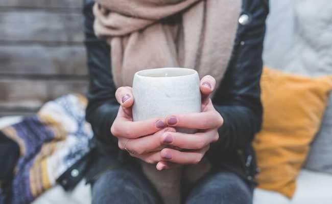 Chá para menopausa
