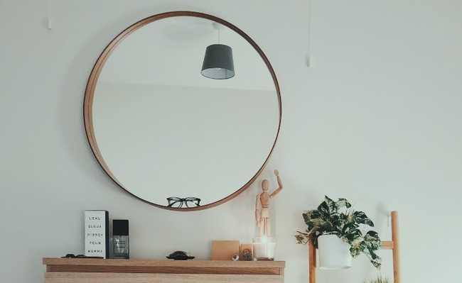 Descarte de espelho