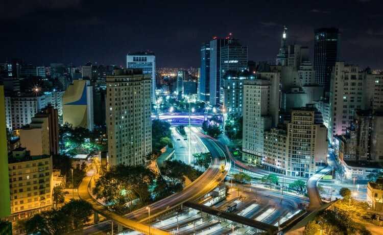 Terminal bandeira, São Paulo