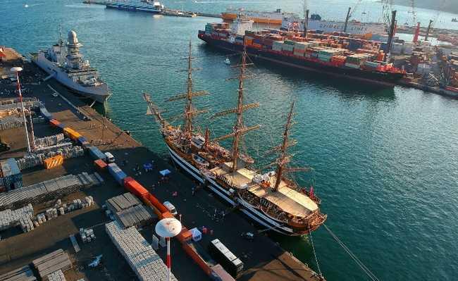 Navios de carga