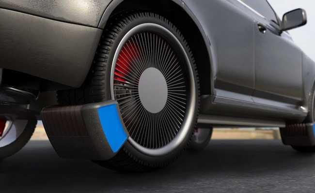 Dispositivo para pneu