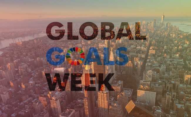 Global Goals Week