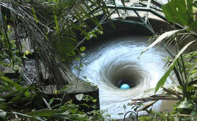 turbina vortex turbulent