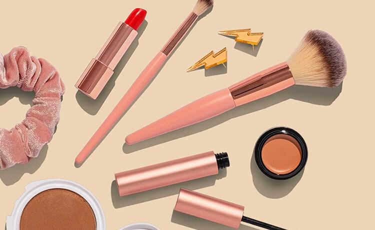 cosméticos e produtos de higiene