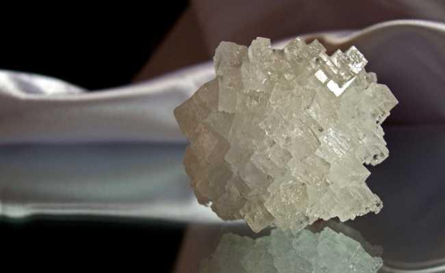 como fazer cristal