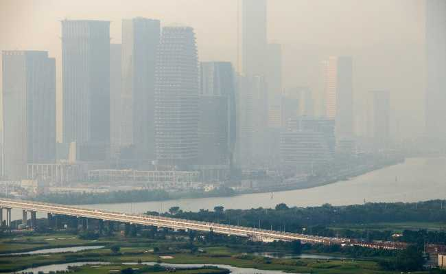 cidade mais poluída do mundo