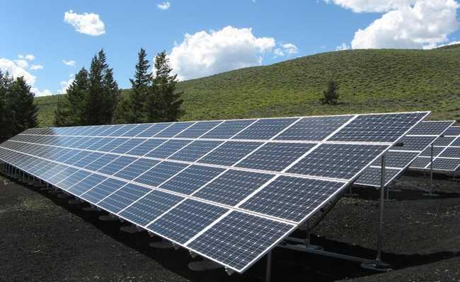 Reciclagem de painéis solares