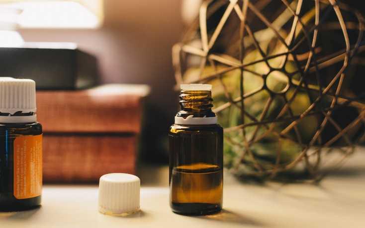 oleo essencial para sinusite