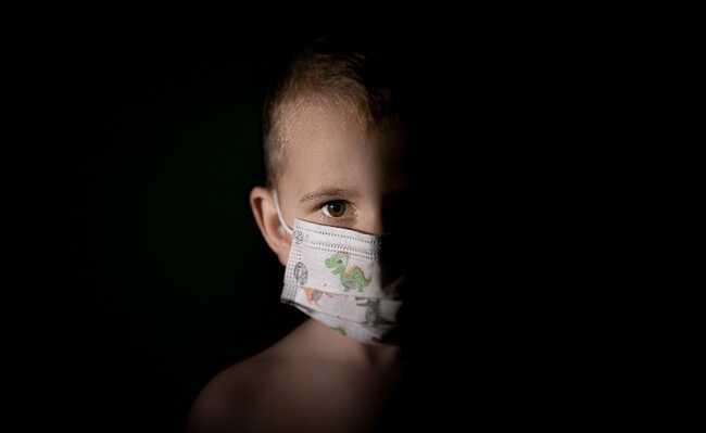 depressão crianças pandemia