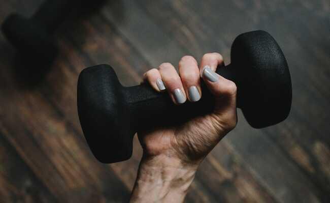 musculação na terceira idade