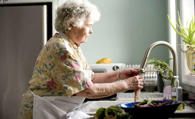 Como lavar vegetais?