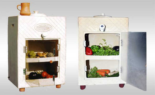 MittiCool: a geladeira sustentável