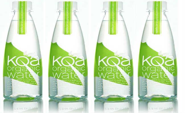 Koa Organic Water