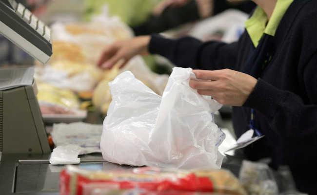 sacola de supermercado