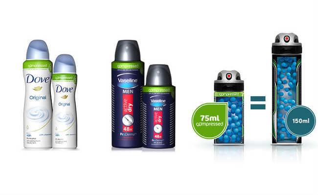 Lata Comprimida Unilever