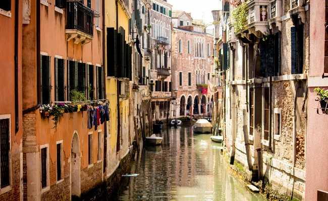 Veneza vazia