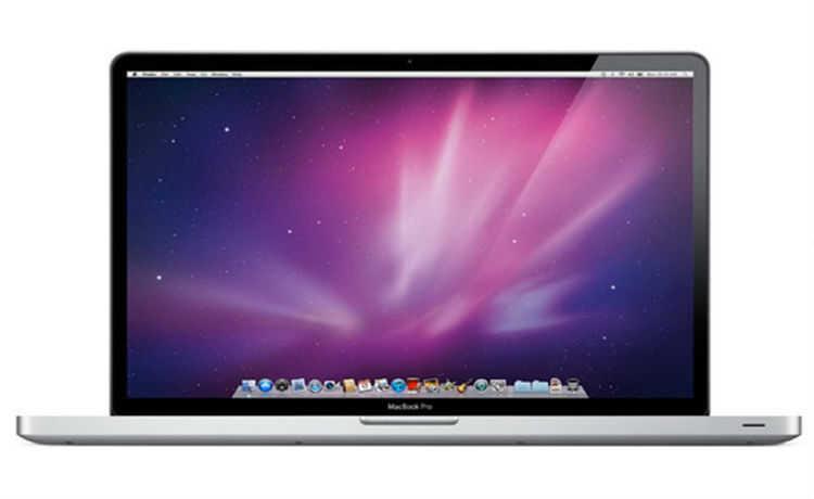 notebook sustentável da Apple