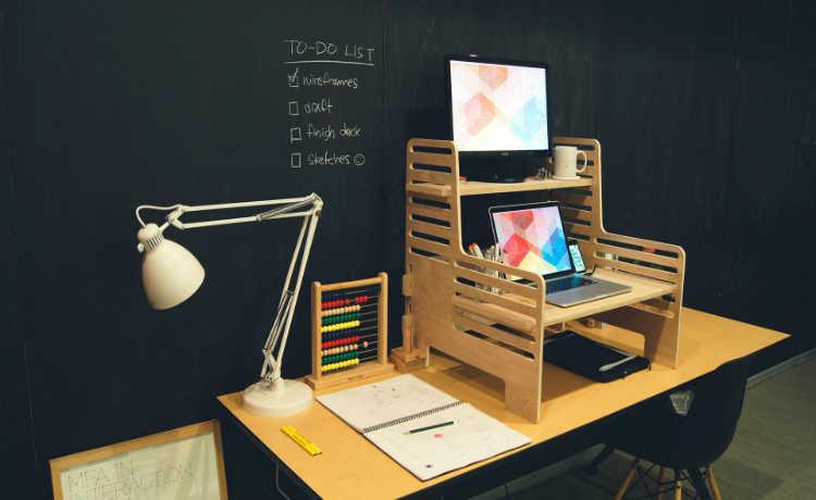 Mesa: UpStanding Desk