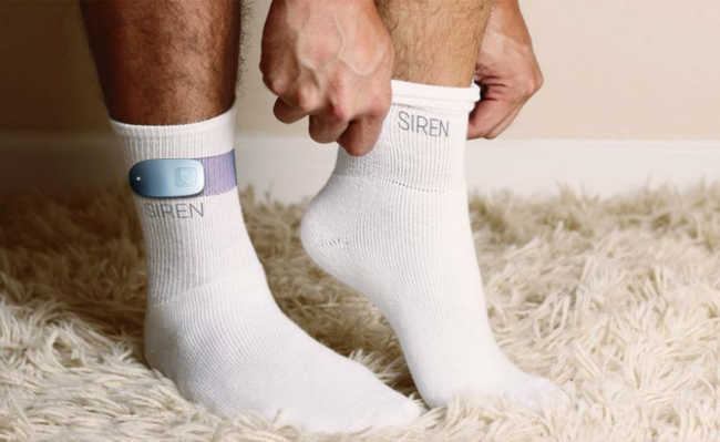 Siren Care Sock