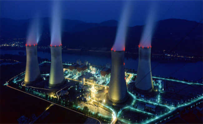 Usina Nuclear na França