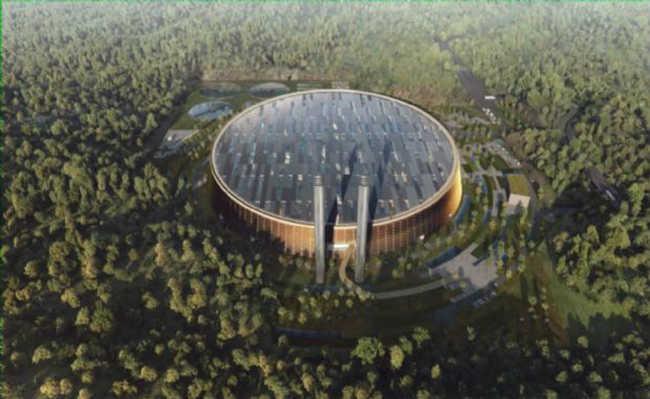 usina de geração de energia via biomassa