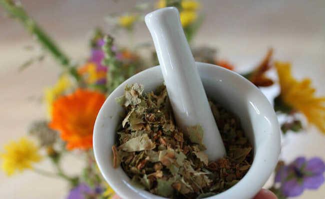 Medicina floral