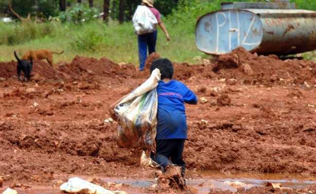 Água no desenvolvimento infantil