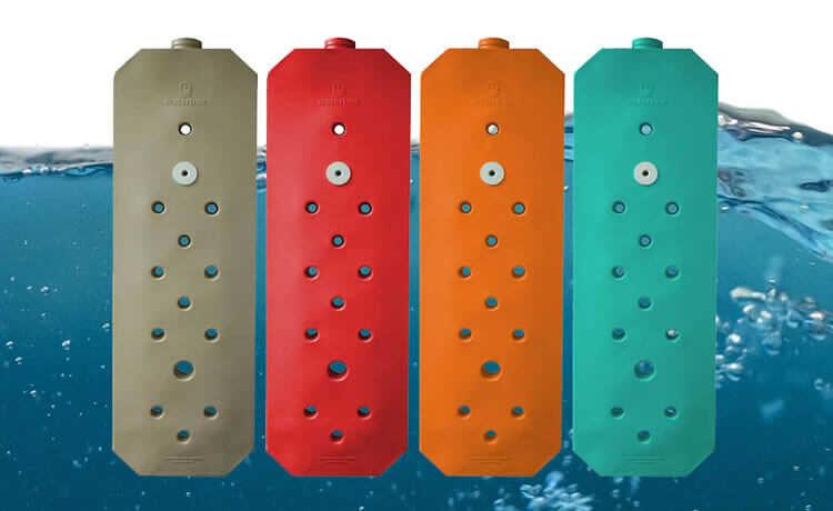 Cores da Waterbox