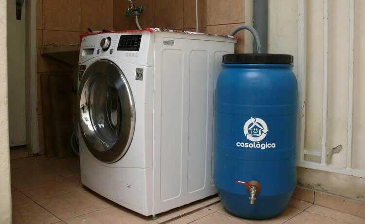 Minicisterna EcoTanque 80 litros