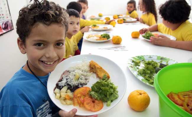 Alimentação baseada em agricultura familiar