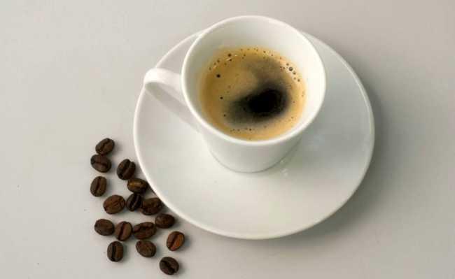 Um delicioso café