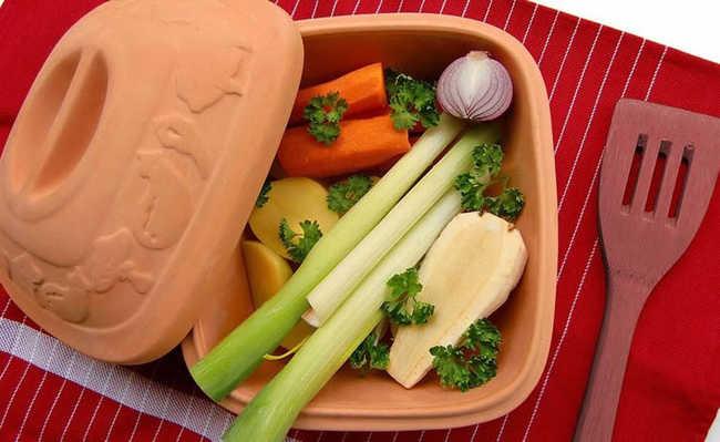 Prato vegetariano