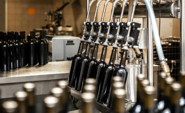 Fabricação vinho