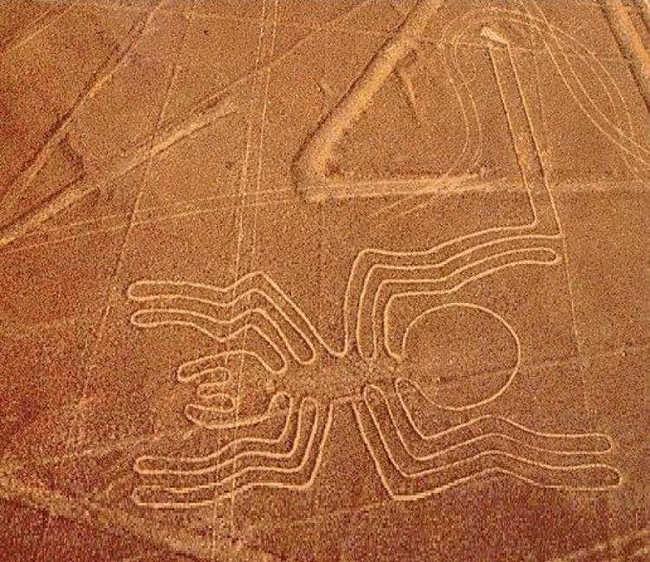 Linhas e Geóglifos de Nasca e das Pampas de Jumana