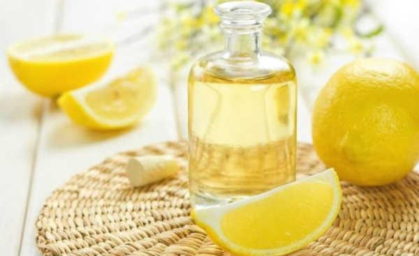 oleo essencial de limão