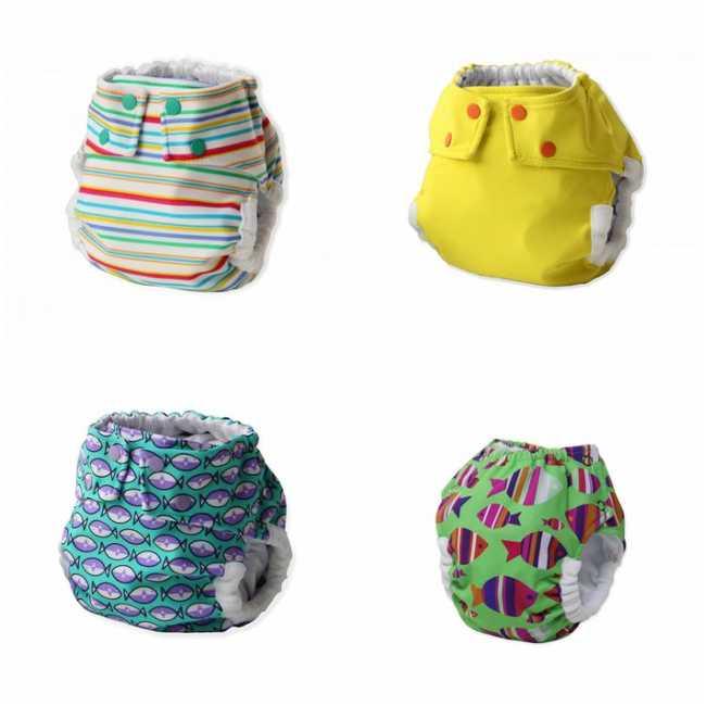 Fraldas Bebês Ecológicoss
