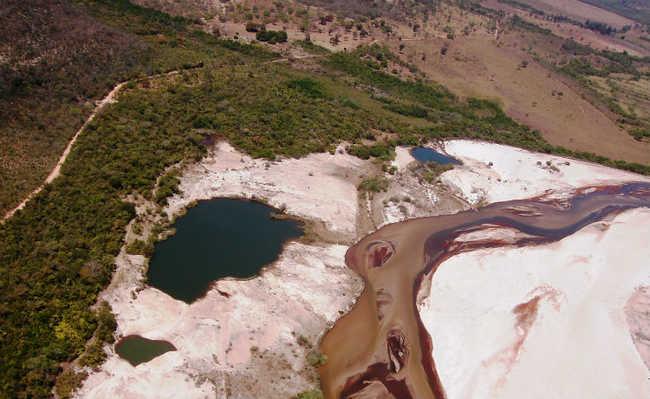 Terra indígena Roosevelt, em Rondônia