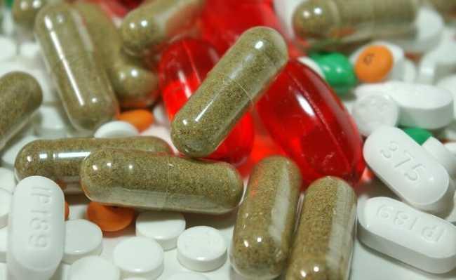 Consumo de remédios